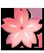 Flower 1 (Pink)